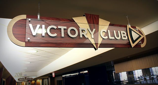 victory-signage