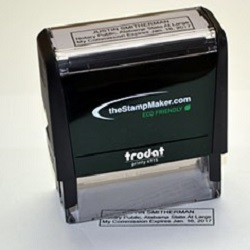 self inking walker companies