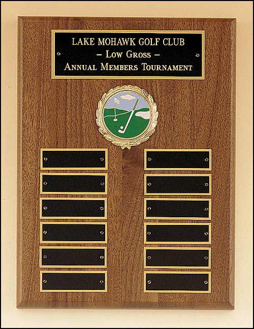 Sporting Plaques